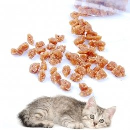 Tuna cookies for cats