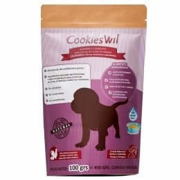Food for puppies, lactating and pregnant dogs