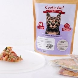 Barf Diet Chicken for cats