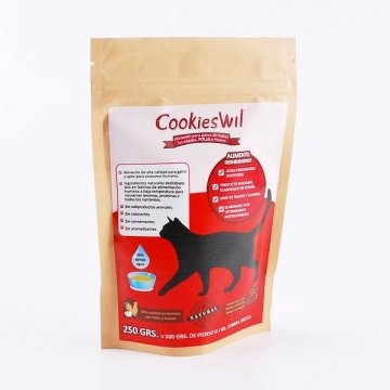 Chicken Cat Food | Container 250 grs
