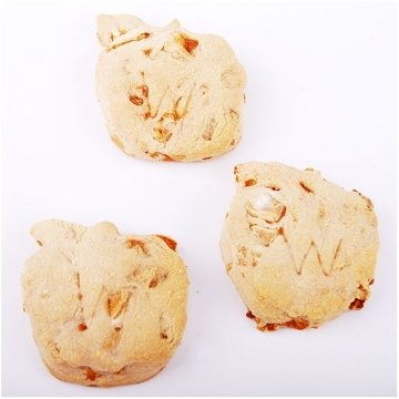 Clean tooth cookies